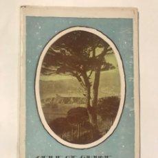Libros antiguos: SANT FELIU DE GUIXOLS GUIDE, COSTA BRAVA. Lote 214004950