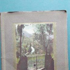 Libros antiguos: ANDORRA COL.LECCIO ALBUM MERAVELLA - LLIBRE DE BELLESES NATURALS..VOLUM 3, 1930. Lote 214133903
