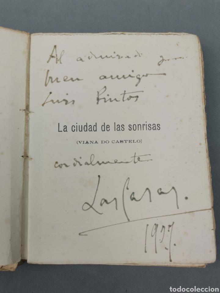 Libros antiguos: LA CIUDAD DE LAS SONRISAS (VIANA DO CASTELO Autor:ÁLVARO MARÍA DE LAS CASAS MCMXXVl - Foto 5 - 215673010