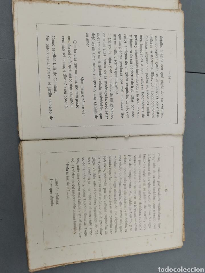 Libros antiguos: LA CIUDAD DE LAS SONRISAS (VIANA DO CASTELO Autor:ÁLVARO MARÍA DE LAS CASAS MCMXXVl - Foto 13 - 215673010