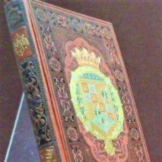 Libri antichi: F. PI MARGAL ... ESPAÑA SUS MONUMENTOS Y ARTES ... GRANADA, JAEN, MALAGA Y ALMERIA ... 1885. Lote 216591716