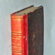 Libros antiguos: VOYAGES DU CAPITAINE BURTON; A LA MECQUE, AUX GRANDS LACS D'AFRIQUE, ET CHEZ LES MORMONS. Lote 217181266