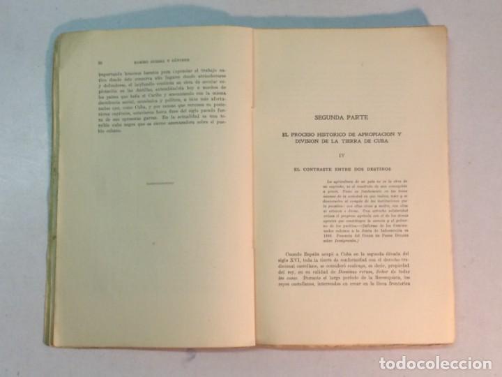 Libros antiguos: Ramiro Guerra y Sánchez: Azúcar y Población en las Antillas (1927) - Foto 4 - 217958473
