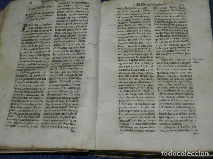 Libros antiguos: (MF) PEDRO ORDOÑEZ DE CEBALLOS - HISTORIA Y VIAGE DEL MUNDO DEL CLERIGO, CIUDAD JAEN, FILIPINAS 1691 - Foto 8 - 218570947