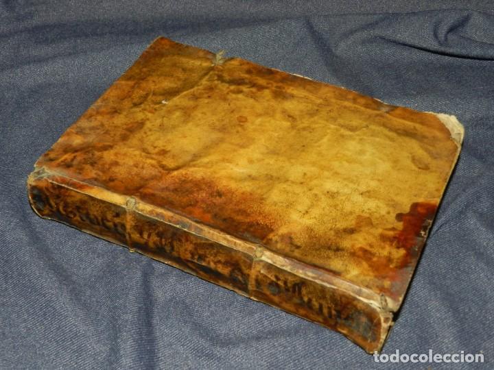 Libros antiguos: (MF) PEDRO ORDOÑEZ DE CEBALLOS - HISTORIA Y VIAGE DEL MUNDO DEL CLERIGO, CIUDAD JAEN, FILIPINAS 1691 - Foto 16 - 218570947