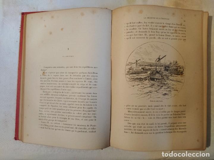 Libros antiguos: La Marine d'Autrefois - Georges Contesse - Foto 5 - 219000447