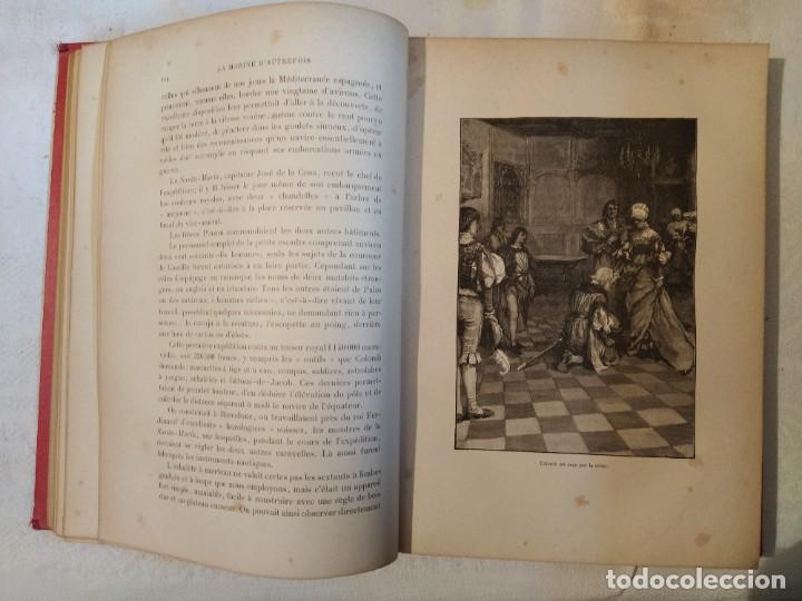 Libros antiguos: La Marine d'Autrefois - Georges Contesse - Foto 6 - 219000447