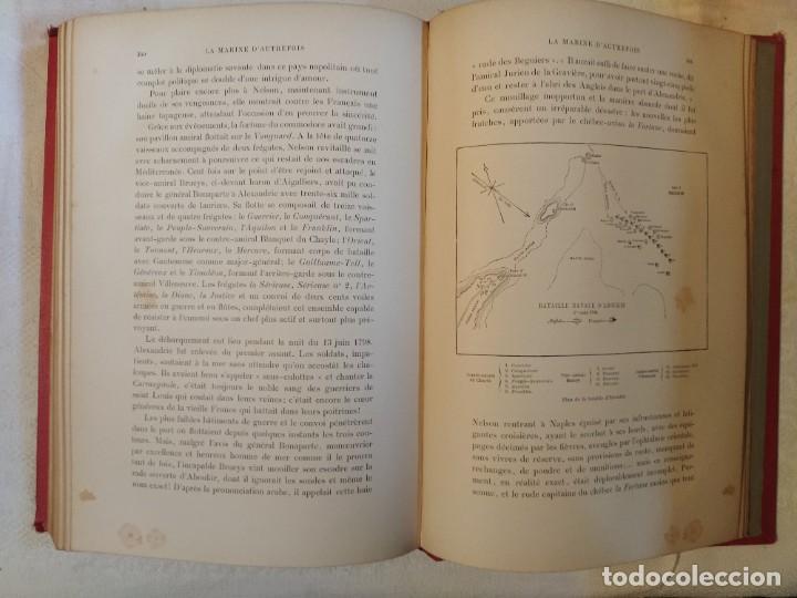 Libros antiguos: La Marine d'Autrefois - Georges Contesse - Foto 8 - 219000447