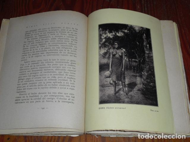 Libros antiguos: LA VIDA DEL BLANCO EN LA TIERRA DEL NEGRO - Foto 5 - 220891197