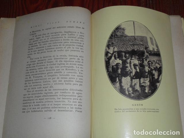 Libros antiguos: LA VIDA DEL BLANCO EN LA TIERRA DEL NEGRO - Foto 7 - 220891197