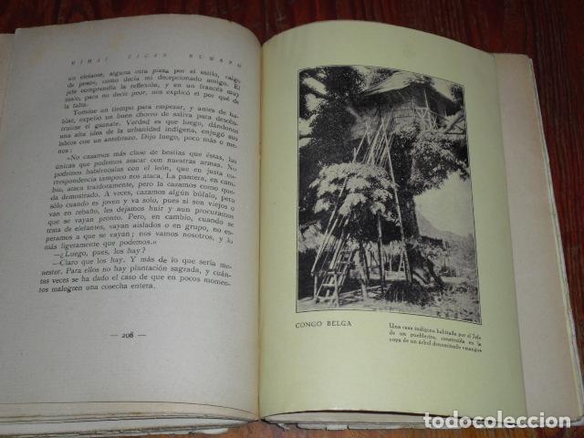 Libros antiguos: LA VIDA DEL BLANCO EN LA TIERRA DEL NEGRO - Foto 9 - 220891197