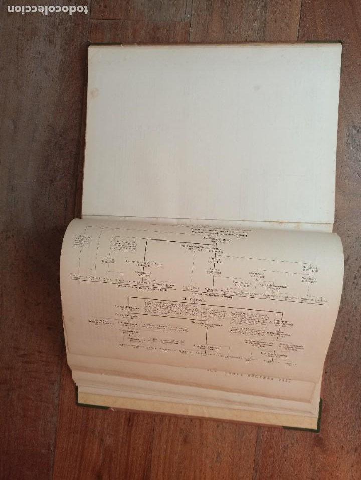 Libros antiguos: ESPLÉNDIDO ATLAS MISIONES CATÓLICAS, WERNER, LYON, 1886, 20 MAPAS Y TABLAS INGENTE INFORMACIÓN - Foto 11 - 220966268