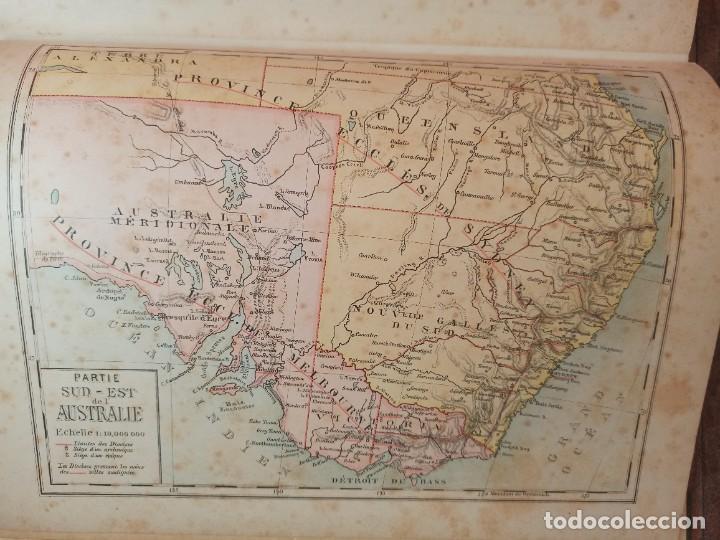 Libros antiguos: ESPLÉNDIDO ATLAS MISIONES CATÓLICAS, WERNER, LYON, 1886, 20 MAPAS Y TABLAS INGENTE INFORMACIÓN - Foto 39 - 220966268