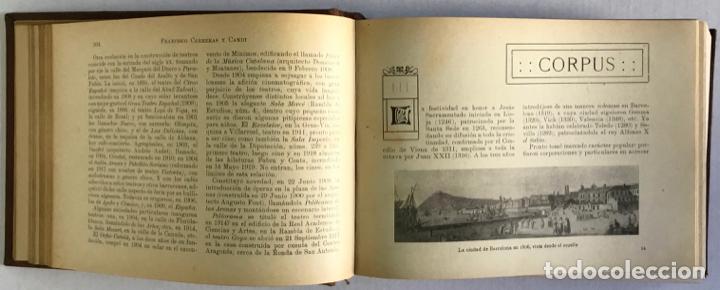 Libros antiguos: CATALUÑA ILUSTRADA. - CARRERAS Y CANDI, F. - Foto 7 - 123172075
