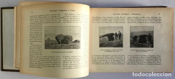 Libros antiguos: CATALUÑA ILUSTRADA. - CARRERAS Y CANDI, F. - Foto 12 - 123172075