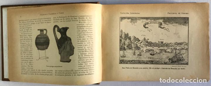 Libros antiguos: CATALUÑA ILUSTRADA. - CARRERAS Y CANDI, F. - Foto 16 - 123172075
