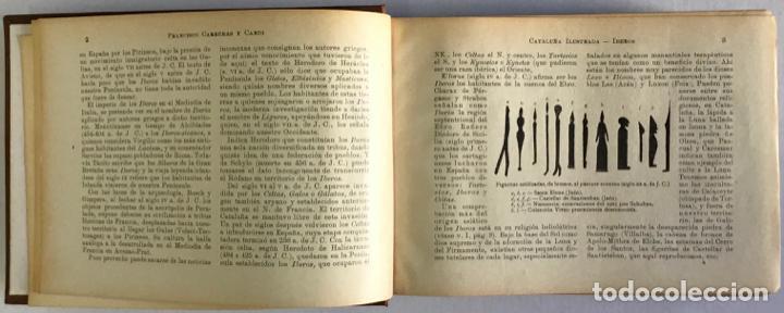 Libros antiguos: CATALUÑA ILUSTRADA. - CARRERAS Y CANDI, F. - Foto 22 - 123172075