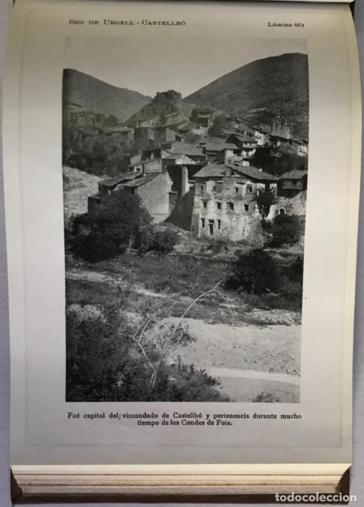 Libros antiguos: CATALUÑA ILUSTRADA. - CARRERAS Y CANDI, F. - Foto 24 - 123172075