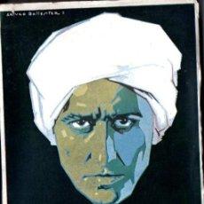 Libros antiguos: PIERRE LOTI : NOVELA DE UN SPAHI (CERVANTES, 1926). Lote 221325836