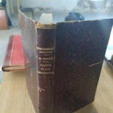 Libros antiguos: LIBRO, DE 1928, EL HOMBRE Y EL MISTERIO DE ASIA, F. OSSENDOWSKI. Lote 221334887