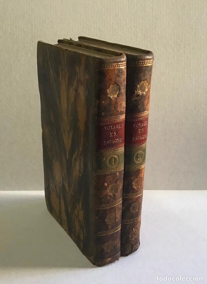 VOYAGE EN ESPAGNE DU CHEVALIER SAINT-GERVAIS, OFFICIER FRANÇAIS... - LANTIER. 1089. (Libros Antiguos, Raros y Curiosos - Geografía y Viajes)