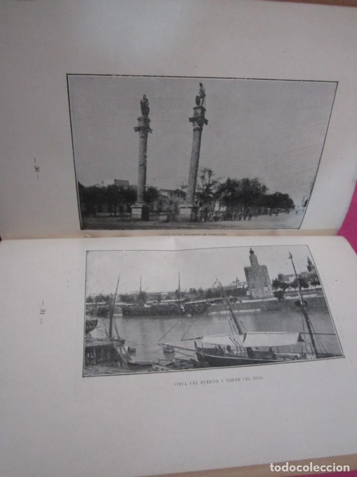 Libros antiguos: GUIA DE SEVILLA DEDICADA A LOS CONGRESISTAS POR EL COMITE CENTRAL 1917 - Foto 3 - 222400177
