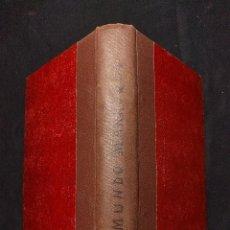 Libros antiguos: EL MUNDO MARROQUÍ. PAUL ODINOT. EMILIO PARDO. MADRID. EXCLUSIVAS. AGENCIA ESPAÑOLA DE LIBRERÍA. 1932. Lote 222448032