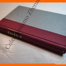 Libros antiguos: MANUAL DE GEOGRAFIA.- EUROPA ( APUNTES Y LECTURAS ) - ANTONIO JAEN. Lote 222585136
