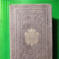 Libros antiguos: GUÍA DE FORASTEROS EN MADRID PARA EL AÑO DE 1862. Lote 222713286