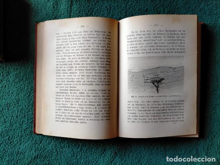 Libros antiguos: ANTIGUO LIBRO GEOGRAFÍA EN LENGUA ALEMANA. STTUGART 1893 - Foto 5 - 222744586
