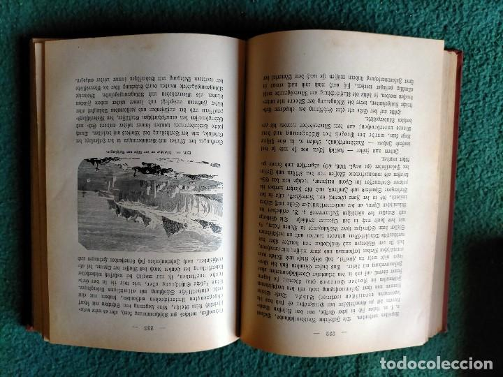 Libros antiguos: ANTIGUO LIBRO GEOGRAFÍA EN LENGUA ALEMANA. STTUGART 1893 - Foto 6 - 222744586
