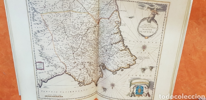 Libros antiguos: HIspania geografia blaviana.IOANNIS BLAEV. - Foto 7 - 223384615