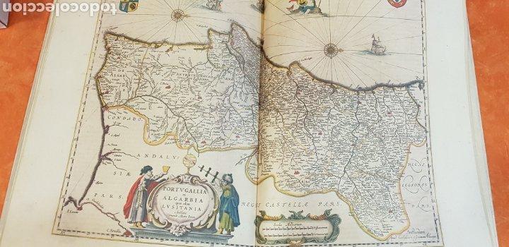 Libros antiguos: HIspania geografia blaviana.IOANNIS BLAEV. - Foto 10 - 223384615