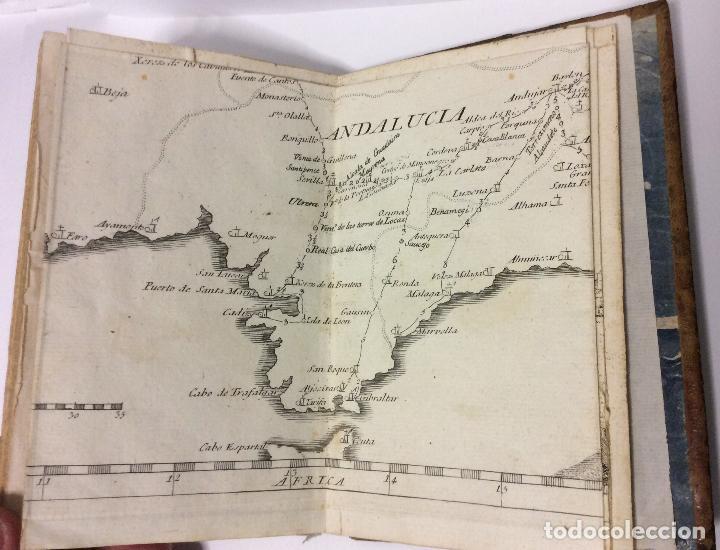 Libros antiguos: -GUIA GENERAL DE POSTAS Y TRAVESIAS DE ESPAÑA,AÑO 1804 España. Bibliografía. 1804. GUIA GENERAL DE - Foto 5 - 223998407