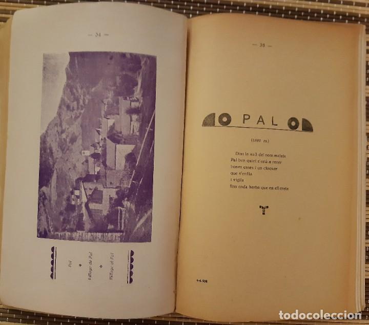 Libros antiguos: DE LES VALLS ALS CIMS DE b.GISPERT SANDOVAL - Foto 4 - 225867007