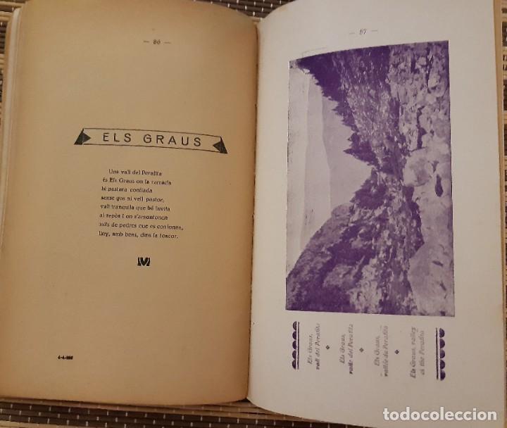 Libros antiguos: DE LES VALLS ALS CIMS DE b.GISPERT SANDOVAL - Foto 5 - 225867007