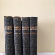 Libros antiguos: LIBRO ANTIGUO COLECCION GEOGRAFIA UNIVERSAL. Lote 227213365