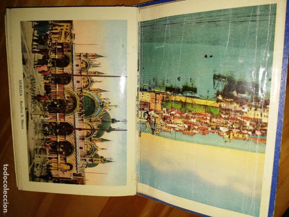 Libros antiguos: RICORDO DI VENEZIA. GUÍA CON POSTALES DE VENCIA. 32 POSTALES.VER FOTOS. MAPA DE VENECIA.W. - Foto 2 - 227978952
