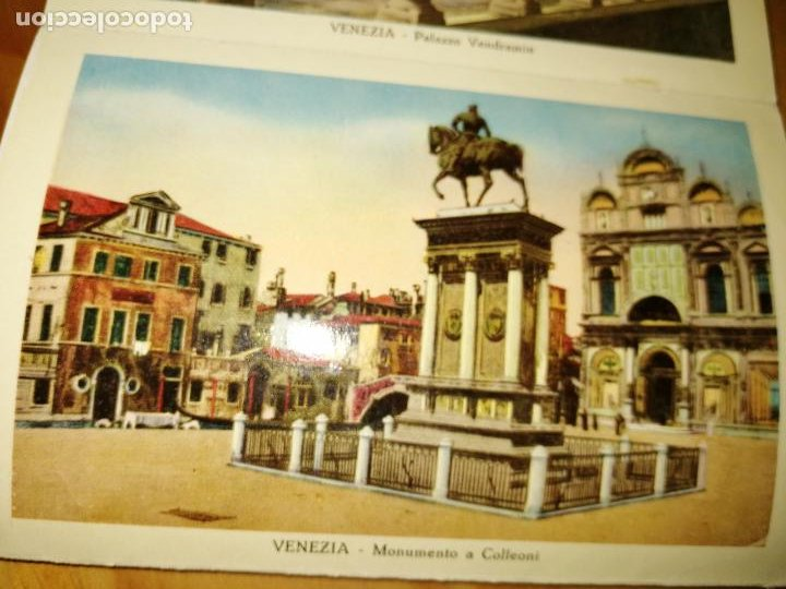 Libros antiguos: RICORDO DI VENEZIA. GUÍA CON POSTALES DE VENCIA. 32 POSTALES.VER FOTOS. MAPA DE VENECIA.W. - Foto 3 - 227978952