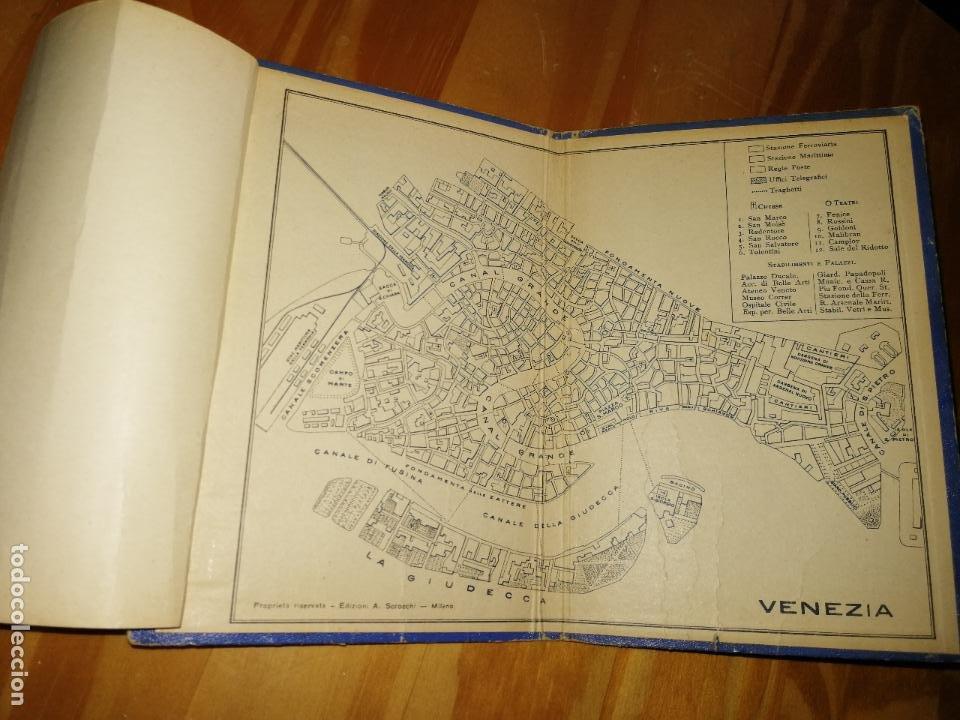 Libros antiguos: RICORDO DI VENEZIA. GUÍA CON POSTALES DE VENCIA. 32 POSTALES.VER FOTOS. MAPA DE VENECIA.W. - Foto 6 - 227978952