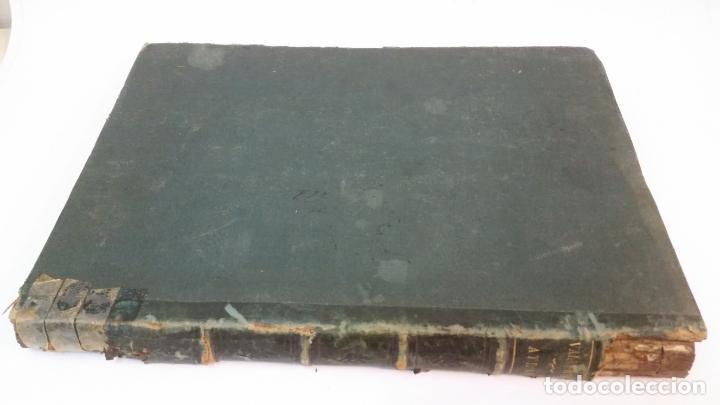 Libros antiguos: 1880 - VALVERDE Y ÁLVAREZ - Atlas geográfico descriptivo de la Península Ibérica, ETC. - completo - Foto 2 - 230191665