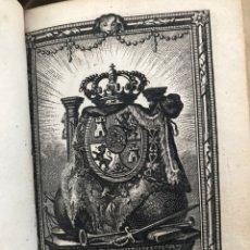 Libros antiguos: GUÍA DE 1831 CALENDARIO MANUEL Y GUÍA DE FORASTEROS EN EN MADRID. Lote 232317500