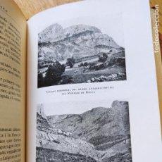 Libros antiguos: GEOLOGIA DE CATALUNYA, VALENCIA Y BALEARES. MARCEL CHEVALIER, EDITADO POR BARCINO, 1930.. Lote 232424381