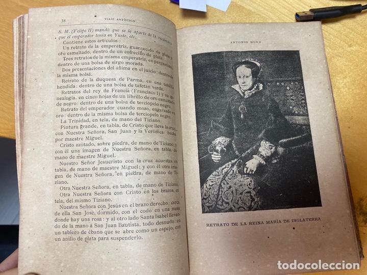 Libros antiguos: 1884.- VIAJE ARTISTICO DE TRES SIGLOS POR LAS COLECCIONES DE CUADROS DE LOS REYES DE ESPAÑA - Foto 5 - 26719670