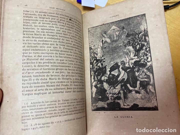 Libros antiguos: 1884.- VIAJE ARTISTICO DE TRES SIGLOS POR LAS COLECCIONES DE CUADROS DE LOS REYES DE ESPAÑA - Foto 6 - 26719670