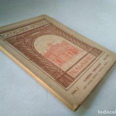 Livres anciens: CATALUNYA ARTÍSTICA. PALMA DE MALLORCA. Lote 233495150