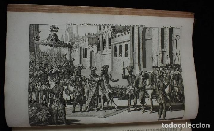 Libros antiguos: Navigantium atque Itinerantium Bibliotheca..., tomo 2, 1764. John Harris. Grandes grabados - Foto 6 - 234741610