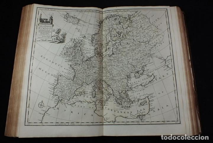 Libros antiguos: Navigantium atque Itinerantium Bibliotheca..., tomo 2, 1764. John Harris. Grandes grabados - Foto 10 - 234741610