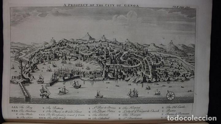 Libros antiguos: Navigantium atque Itinerantium Bibliotheca..., tomo 2, 1764. John Harris. Grandes grabados - Foto 14 - 234741610