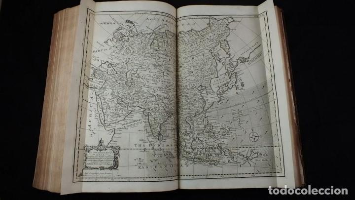 Libros antiguos: Navigantium atque Itinerantium Bibliotheca..., tomo 2, 1764. John Harris. Grandes grabados - Foto 16 - 234741610